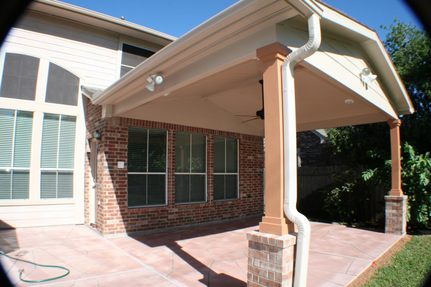Patio Cover in Houston - HHI Patio Covers on Patio Cover Ideas Wood id=87630