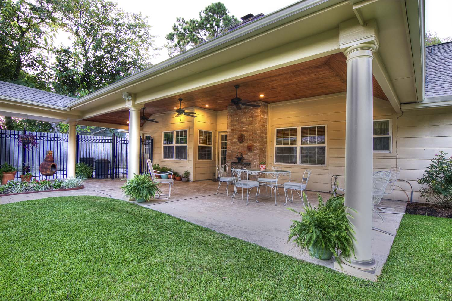 Patio Cover in Katy, Texas - HHI Patio Covers on Backyard Patio Covers  id=21147