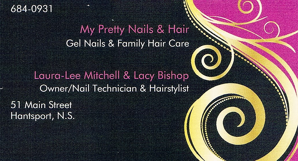 My Pretty Nails and Hair, Bronze Sponsor