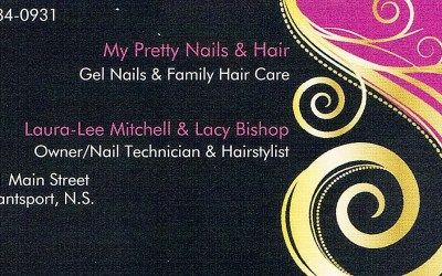 Bronze Sponsor – My Pretty Nails and Hair
