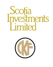 Diamond Sponsor, CKF Inc and Scotia Investments