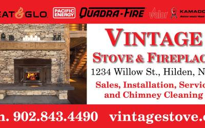 Bronze Sponsor – Vintage Stove and Fireplace
