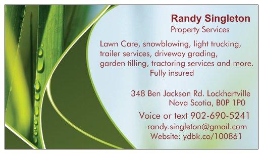 Randy Singleton's Property Management