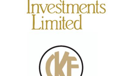 New Platinum Sponsor, Scotia Investments and CKF Inc