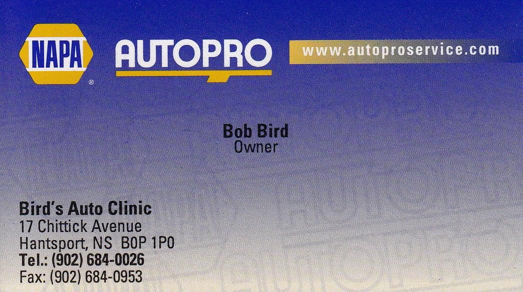 Bob Birds Auto Clinic