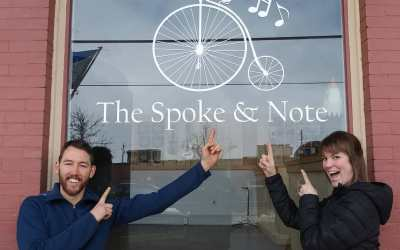 The Spoke and Note