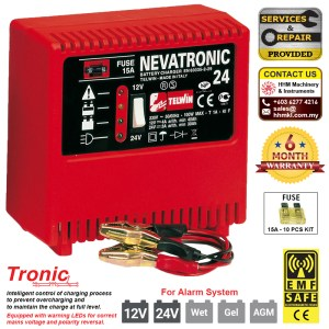 Battery Charger Nevatronic 24