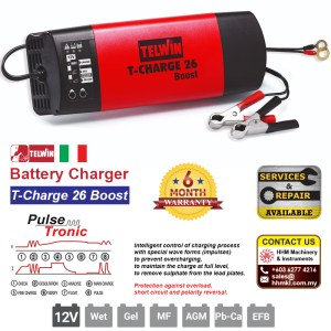 Battery Charger T-Charge 26 Boost