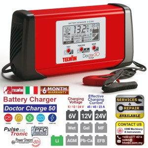 Battery Charger – Doctor Charge 50