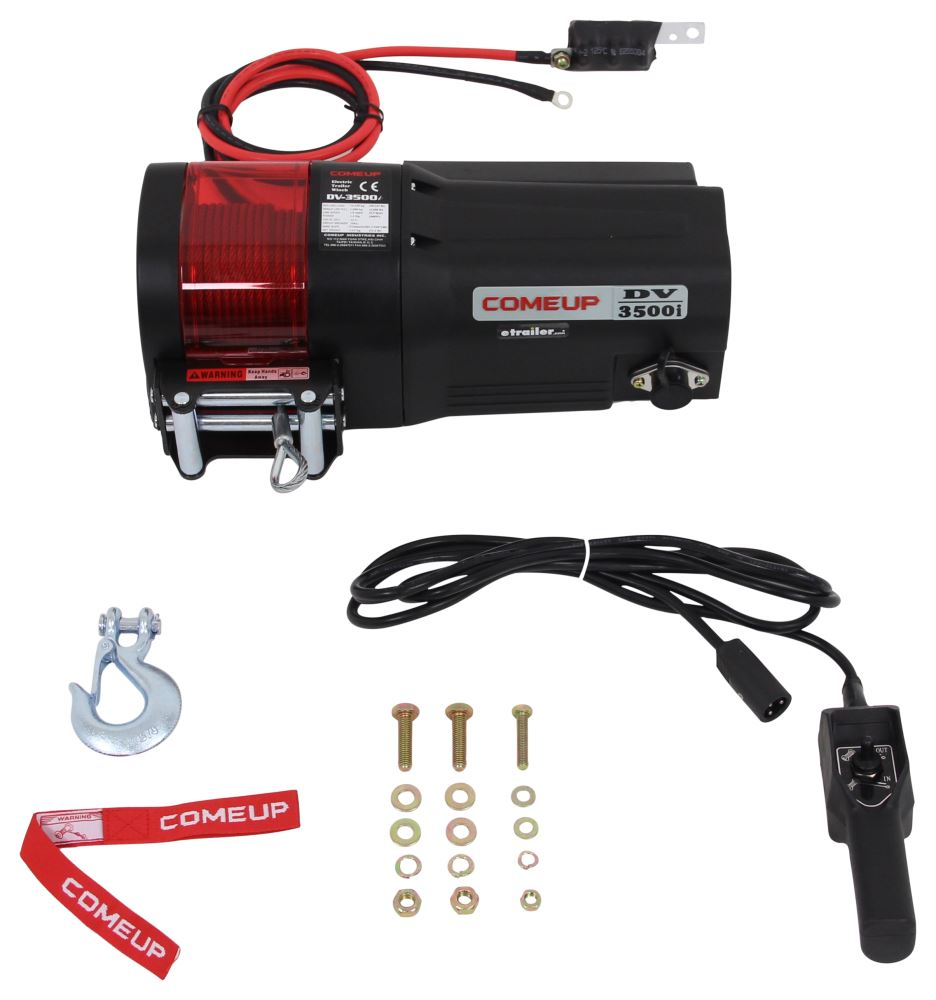 Utility Duty Winch DV-3500i
