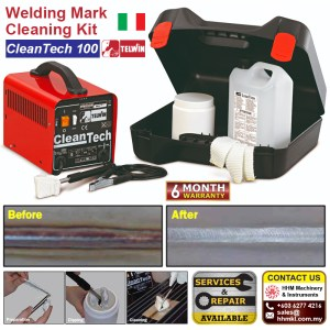 Welding Mark Cleaning Kit – CleanTech 100