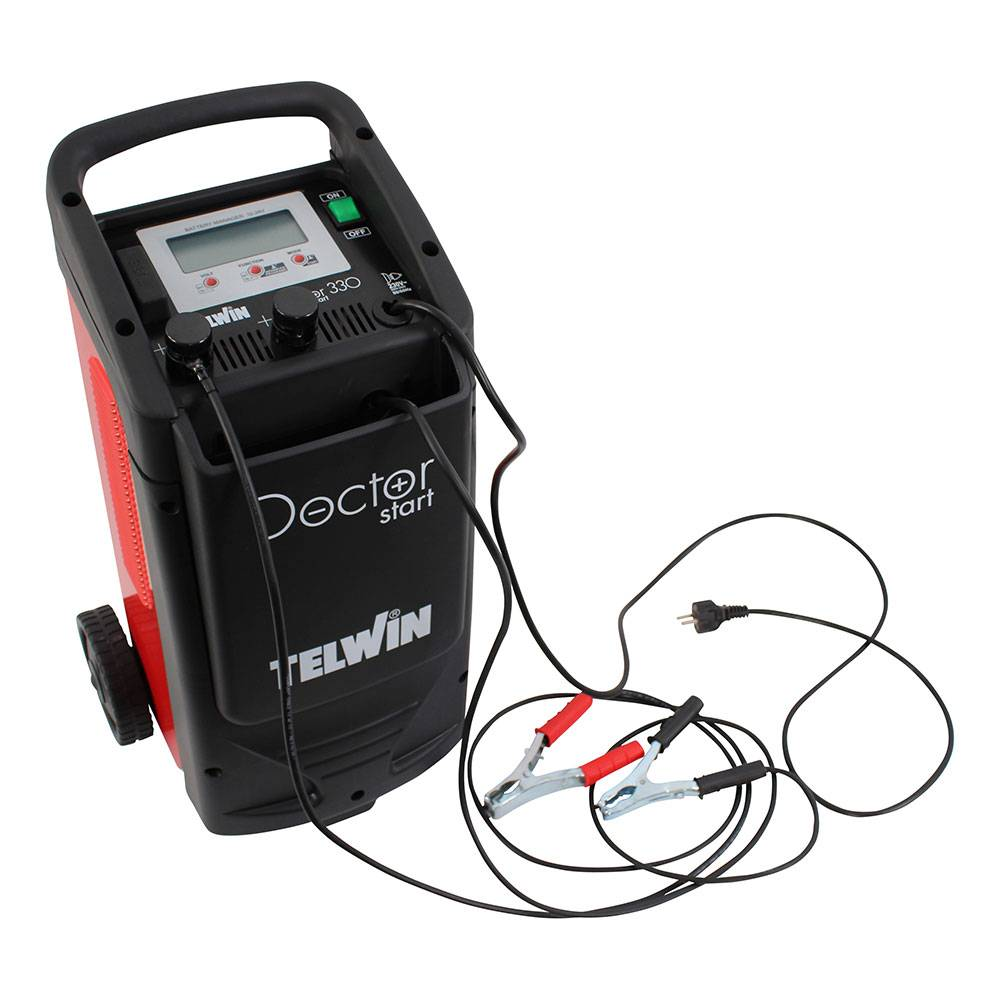Battery Charger and Starter - Doctor Start 330 a