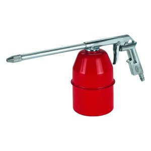 Spray Gun With Suction Feed Can