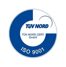 T��V Nord ISO 9001 2015
