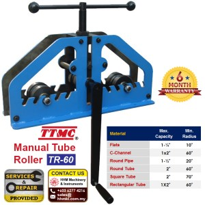 Manual Tube Roller TR-60