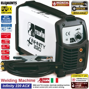 Welding Maching – Infinity 220 ACX