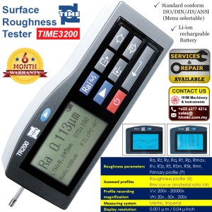 Surface Roughness Tester TIME3200