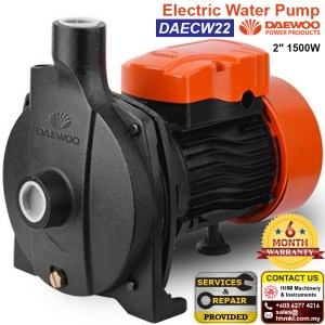 Electric Water Pump 2″ 1500W DAECW22