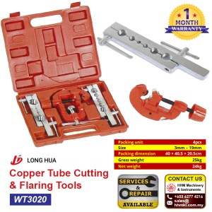 Copper Tube Cutting & Flaring Tools WT3020