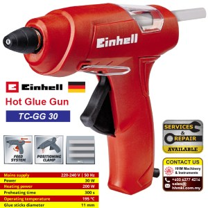 Hot Glue Gun TC-GG 30