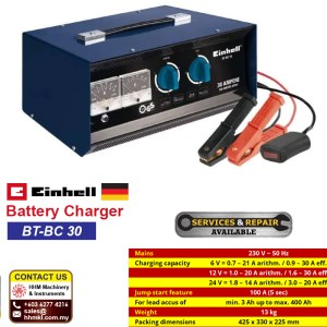 Battery Charger BT-BC 30
