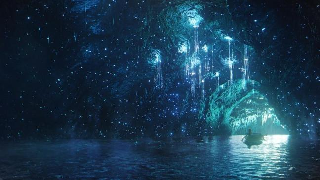 Universal_s Volcano Bay - Stargazer_s Cavern LR