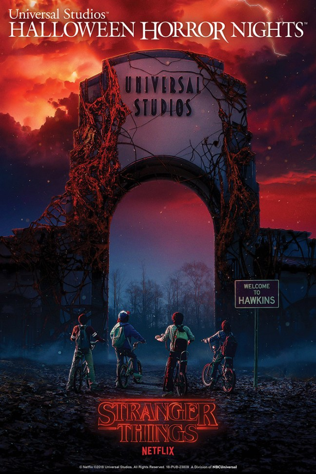 resort and universal studios singapore are partnering with netflix to bring stranger things to life at this years halloween horror nights events