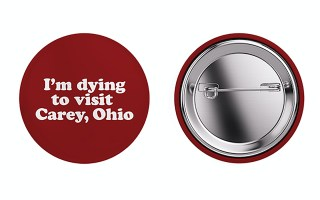 UOAP-Carey-Ohio-Button