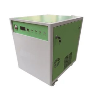 HHO Generator metal cutting