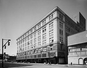 O'Neils Department Store, Akron, Ohio 1983 -Wikipedia