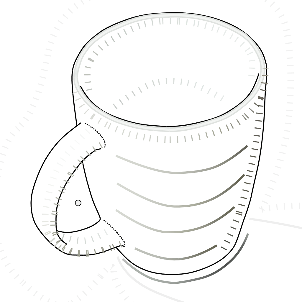 Freeform Vector Graphics With Controlled Thin Plate Splines