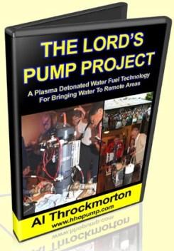 The Lord's Pump Project by Al Throckmorton