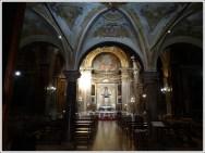 San Silvestre, nave central