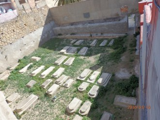 Cementerio judío de San Carlos