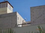 Grietas en edificios, plaza Torres Quevedo