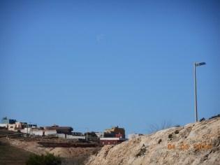 Luna sobre Mariguari