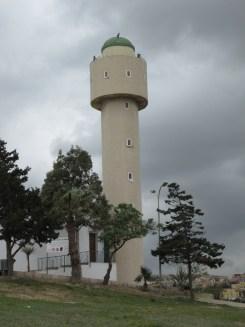 Sidi Ouariach, alminar 2015