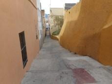 Calle Villalba y Angulo, vista superior