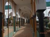 Sidi Ouariach, patio apuntalado