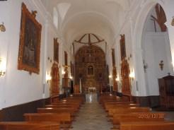 Capilla convento Concepcionistas, Almería