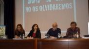 Gema Aguilar, Laura Pérez, José Ramón Ustasun, José Cabo