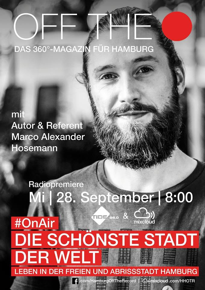 hhotr off the record hamburg podcast magazin