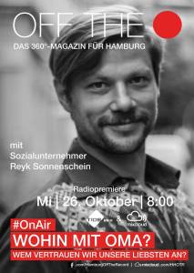 HHOTR Off The Record Podcast Hamburg Magazin