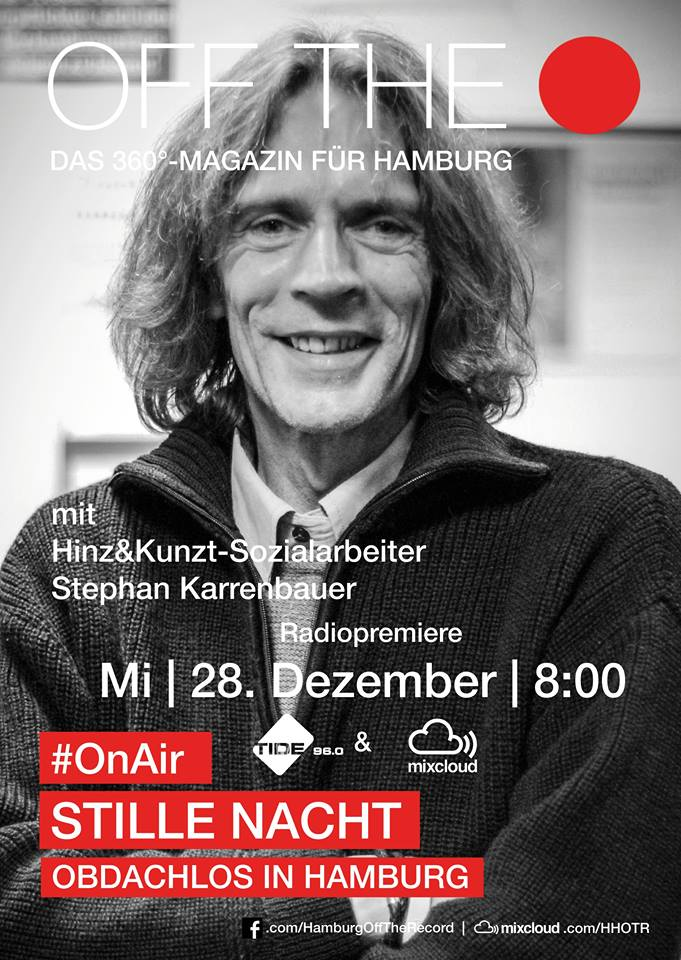 HHOTR Off The Record Podcast OnAir Magazin Stephan Karrenbauer