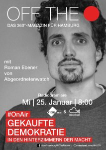 HHOTR Off the Record podcast magazin