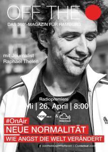 Off The Record OnAir Neue Normalität mit Raphael Thelen