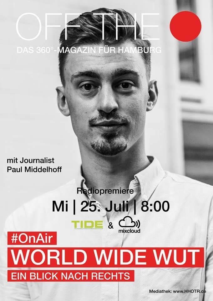 HHOTR On Air 22 Paul Middelhoff World Wide Wut Podcast