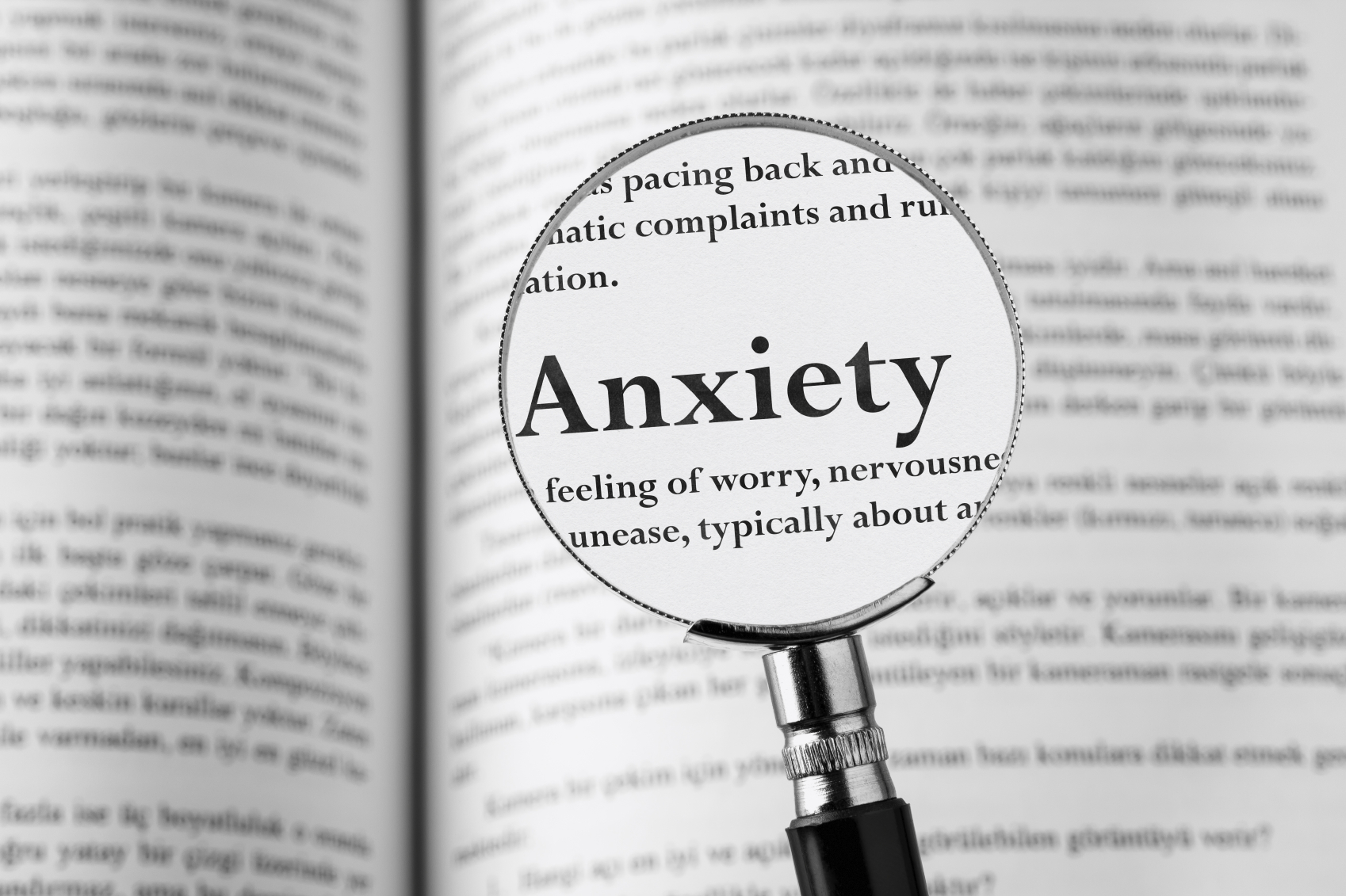 Managing Worry In Generalized Anxiety Disorder