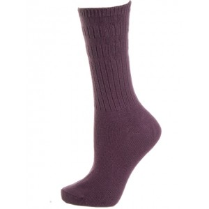 616895cca5a Extra Roomy Cotton-rich Softhold Mid-weight Seam-free Socks OH ...