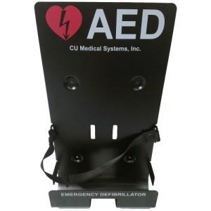 Defibrillator AED wall bracket